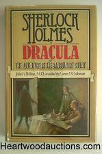 Sherlock Holmes vs DRACULA by Loren D. Estleman FIRST
