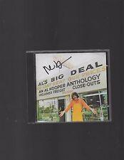 Al's Big Deal/Unclaimed Freight Al Kooper CD Signed by Al Kooper