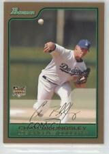 2006 Bowman Draft Gold Chad Billingsley #BDP20