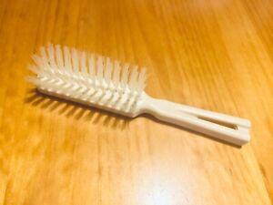 Vintage Stanley Hairbrush With Tynex Nylon Bristles USED