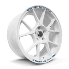 4 X WEDS SPORTS RACING RIMS 17X7.5 5X114.3 ET35 Honda