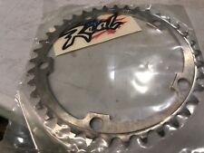 NOS REAL Chainring 38T   130 BCD