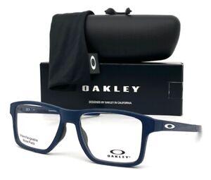Oakley Chamfer Squared OX8143-0452 Universe Blue / Demo Lens 52mm Eyeglasses