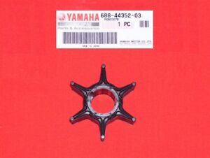 GENUINE Yamaha Outboard Water Pump Impeller 688-44352-03
