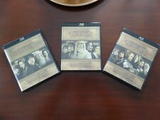 The Lord of the Rings: The Motion Picture Trilogy (Blu-ray Disc, 2012,.