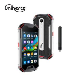 Unihertz Atom XL DMR Walkie-Talki 4G Robust Smartphone 6GB+128GB Android 10.0
