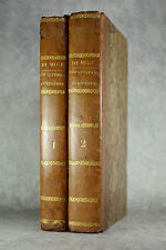 DU MEGE. STATISTIQUE GENERALE DES DEPARTEMENTS PYRENEENS. 1828-1829. 2 VOLUMES.