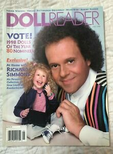 Doll Reader Magazines complete 1998 edition