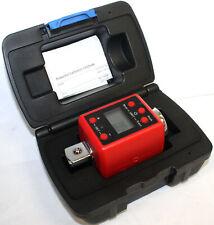34 Dr Digital Torque Wrench Adaptor 750 Ftlbs Micro Meter Unit Conversion