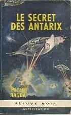 PETER RANDA LE SECRET DES ANTARIX