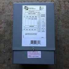 HAMMOND Q002ESCF Isolation/Buck - Boost Transformer pr:120/240v, sec:16/32v,2KVA