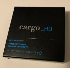 New! Cargo Hd Picture Perfect Pressed Powder - #30 Full Size 0.28oz