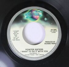 Soul 45 Pointer Sisters - Bad Url / I Want To Do It With You On Planet