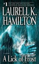A Lick of Frost Laurell K. Hamilton Paperback NEW Merry Gentry Series book 6