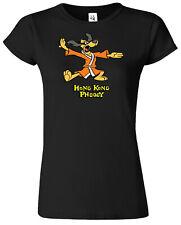 Hong Kong Phooey Cool Retro Ideal Gift Men Short Sleeves Women's T-Shirt Top