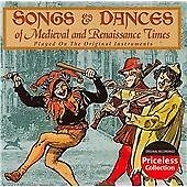 Songs & Dances of the Medieval and Renaissance Times (2007)