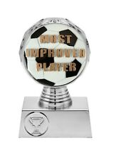 MOST IMPROVED PLAYER TROPHY BLAZE AWARD FREE ENGRAVING N31.02 B114