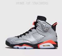 Nike Jordan Air 6 Retro 3M Reflections Of A Champion Grey Men's Trainers
