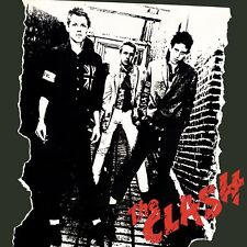 The Clash Self-Titled CD NEW SEALED Remastered White Riot/Remote Control+
