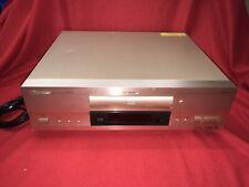 Pioneer DV-717 DVD-/CD-Player gold/champagner