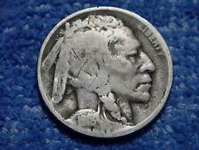 Scarce Buffalo Nickel 1918-D Fin Plus
