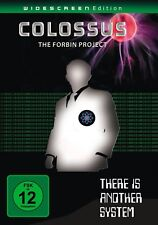 COLOSSUS - THE FORBIN PROYECTO Susan Clark ERIK BRAEDEN remasterizado DVD nuevo