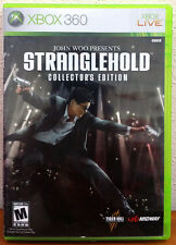 Xbox 360 Game - Stranglehold (Collector's Edition)