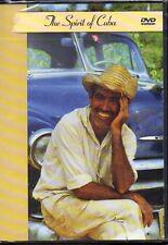 THE SPIRIT OF CUBA - VARIOUS ARTISTS - DVD (NUOVO SIGILLATO)