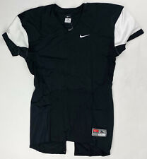 Nike Pro Combat Speed Performance Football Game Jersey Men's XL Black 473569