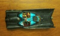 Vintage CORGI Toys Batman BATMOBILE Rare, Red Bat Symbol on Wheels