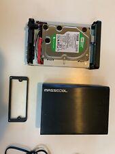 """Masscool MP-1370S 1080P HDMI 2.5""""/3.5"""" SATA HDD/USB/NET HD Media Player"""