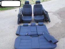 Interni in tessuto azzurro Audi A6 Avant dal 1997 al 2004  [8566.17]