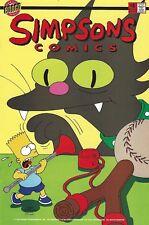 SIMPSONS COMICS #8  1995 MATT GROENING BONGO COMICS