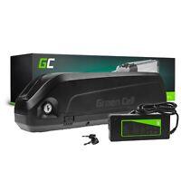 E-Bike Akku 48V 15Ah Li-Ion Elektrofahrrad Down Tube Batterie mit Ladegerät