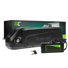 E-Bike Akku 48V 15Ah Li-Ion Down Tube Pedelec Batterie mit Ladegerät