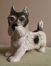 Vintage Scottie Dog Planter