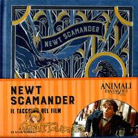 Animali Fantásticos y donde Trovarli. Mensajero para Scamander - el Cuaderno De