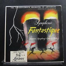 Eduard Van Beinum - Symphonie Fantastique LP VG+ LL.489 UK Vinyl Record