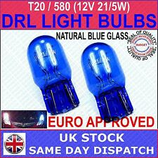 DRL Bulbs Vauxhall Astra, Insignia, Corsa, 580 T20 21/5W SUPER WHITE XENON LOOK