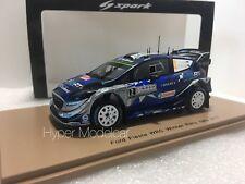 Spark 1/43 Ford Fiesta Wrc #2 Winner Rally Italy 2017 Art.S5167