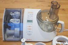 Küchenmaschine Moulinex Genius 2000 mit viel Zubehör wenig gebraucht Top Zustand