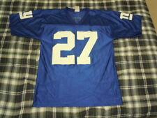 New York Giants BRANDON JACOBS - NFL Throwback Jersey - Adult Medium