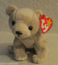 Ty Beanie Baby Almond 5th Gen Hang Tag