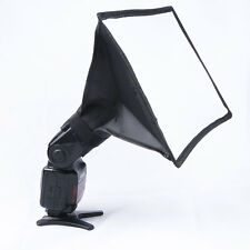 30x20cm Universal Flash Softbox Diffuser for Canon 430EX 580EX II 550EX 420EX