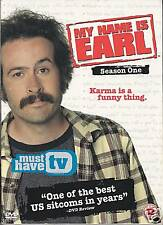 MY NAME IS EARL - Complete 1st Series (4xDVD BOX SET06)