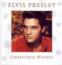 Elvis Presley Christmas Wishes 14 Track Cd Album