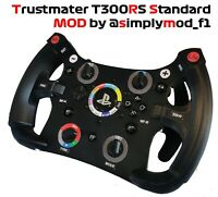 Thrustmaster T300RS to GT3 / Williams F1 Style MOD - Simply MOD Wheel