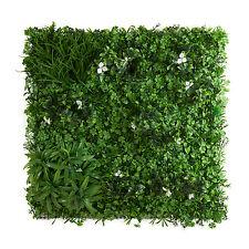 ARTIFICIAL PLANT VERTICAL GARDEN FAKE WALL SCREEN - S77