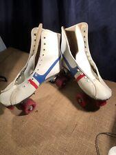 Vintage FIREBALL Official Roller Derby Skates URETHANE WHEELS Men's Size 7 RARE