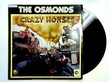 Crazy Horses LP (The Osmonds - 1972) 2315 123 (ID:15567)